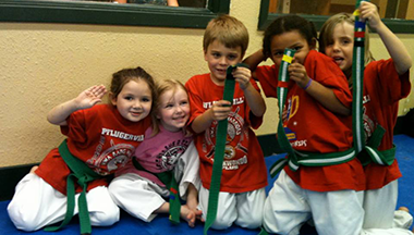 After School Pickup Rise Martial Arts Pflugerville Texas