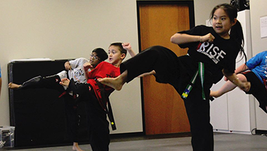 Kids Martial Arts Pflugerville Texas