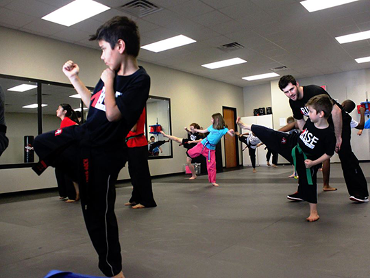 Martial Arts Training Pflugerville Texas
