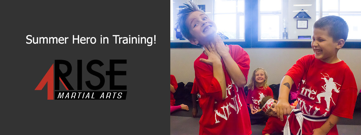 RISE Martial Arts Summer Camp